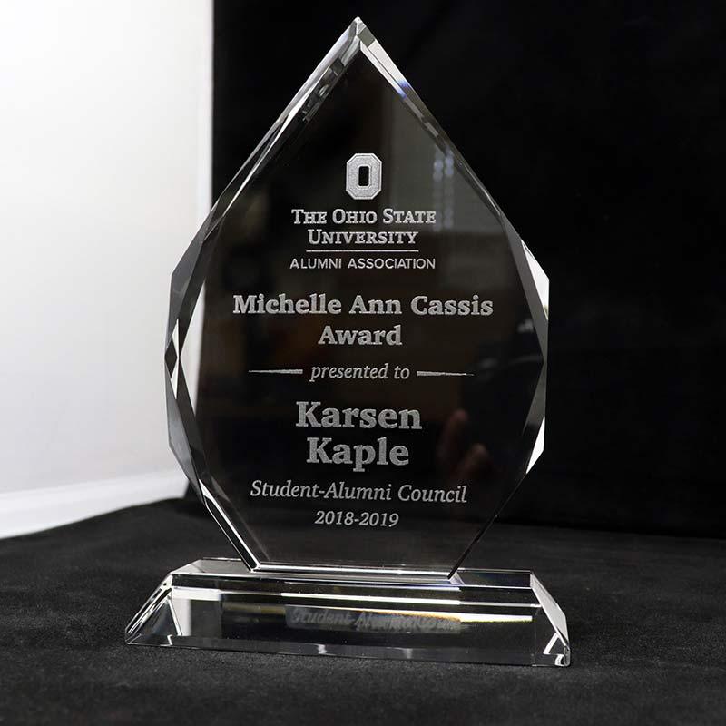 OSU-Crystal-Iceburg-Award