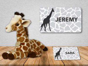 Giraffe Tags