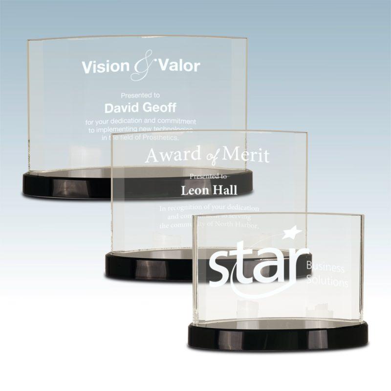Crescent Crystal Award - HEADER