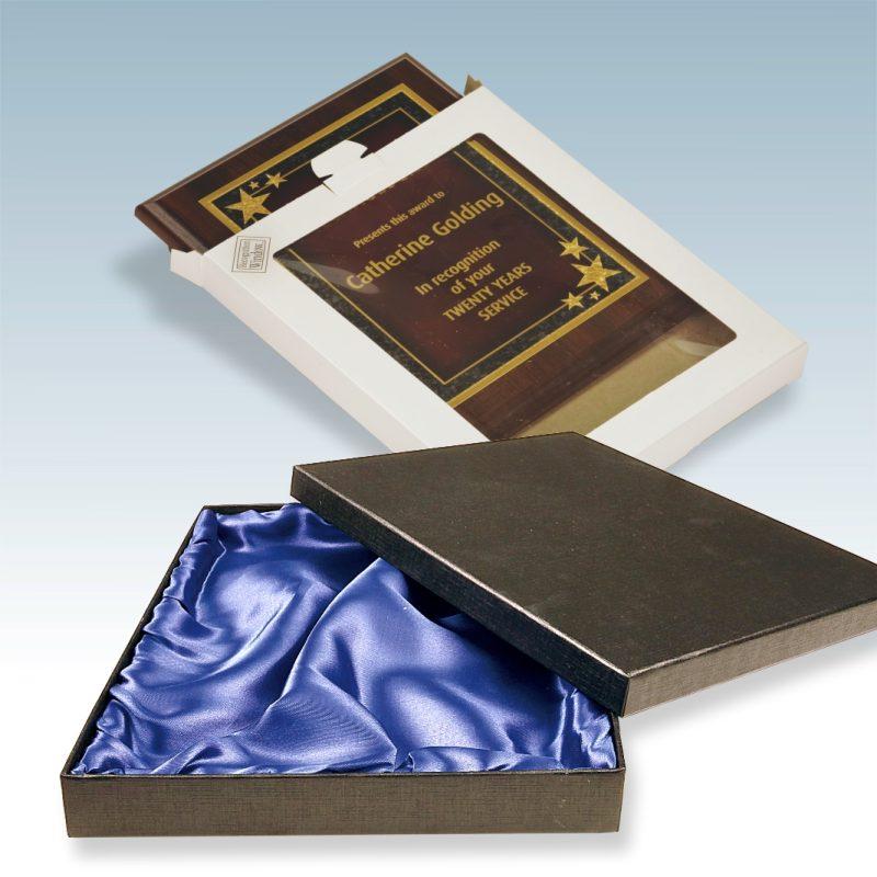 Plaque Presentation Boxes