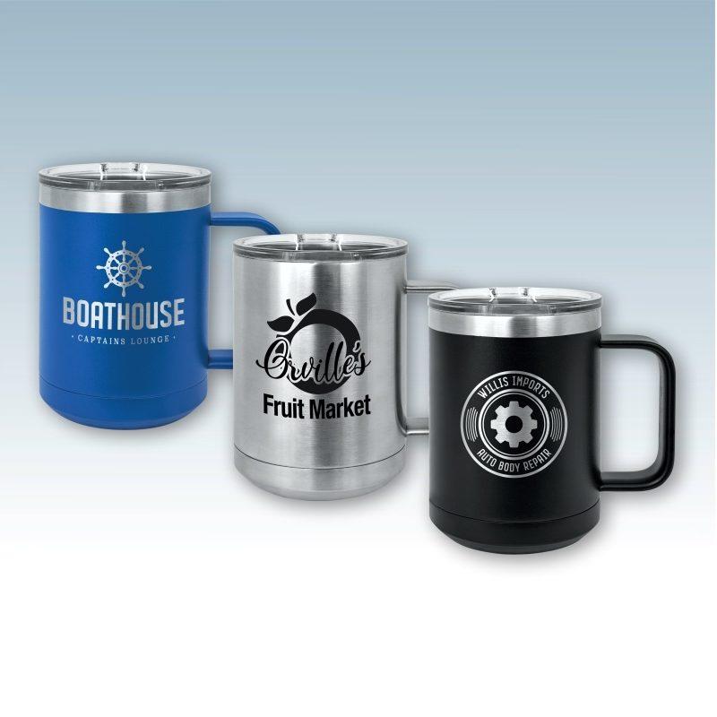 15 oz. Mugs
