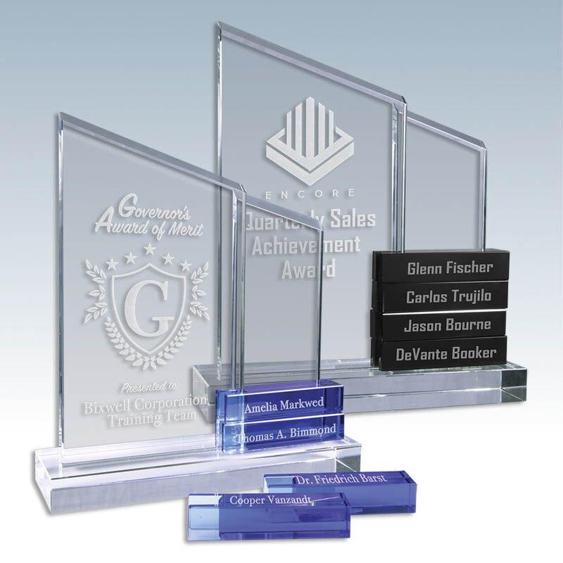 Crystal Perpetual Awards