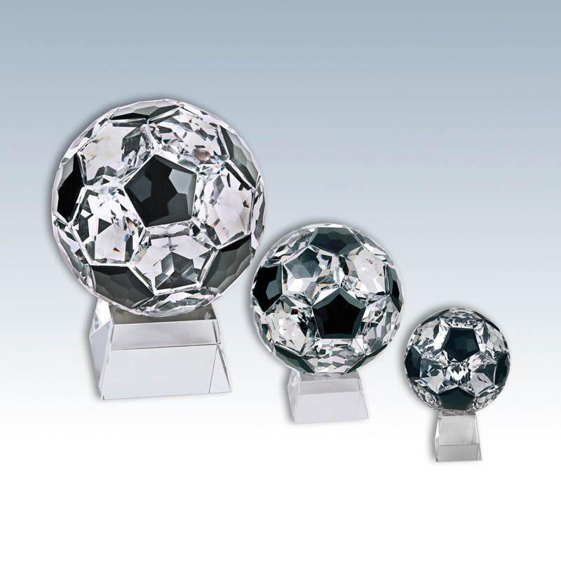 Crystal Soccer Ball Awards
