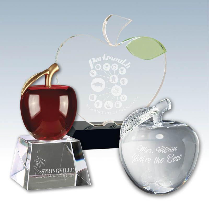 Crystal Teacher Gifts