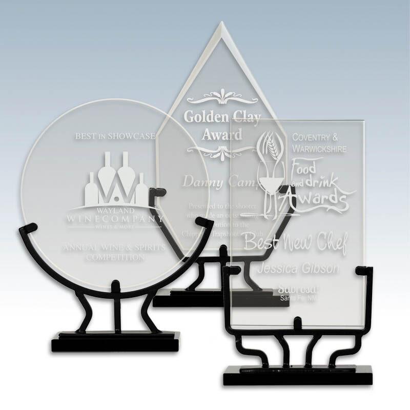 Vintage Glass Awards