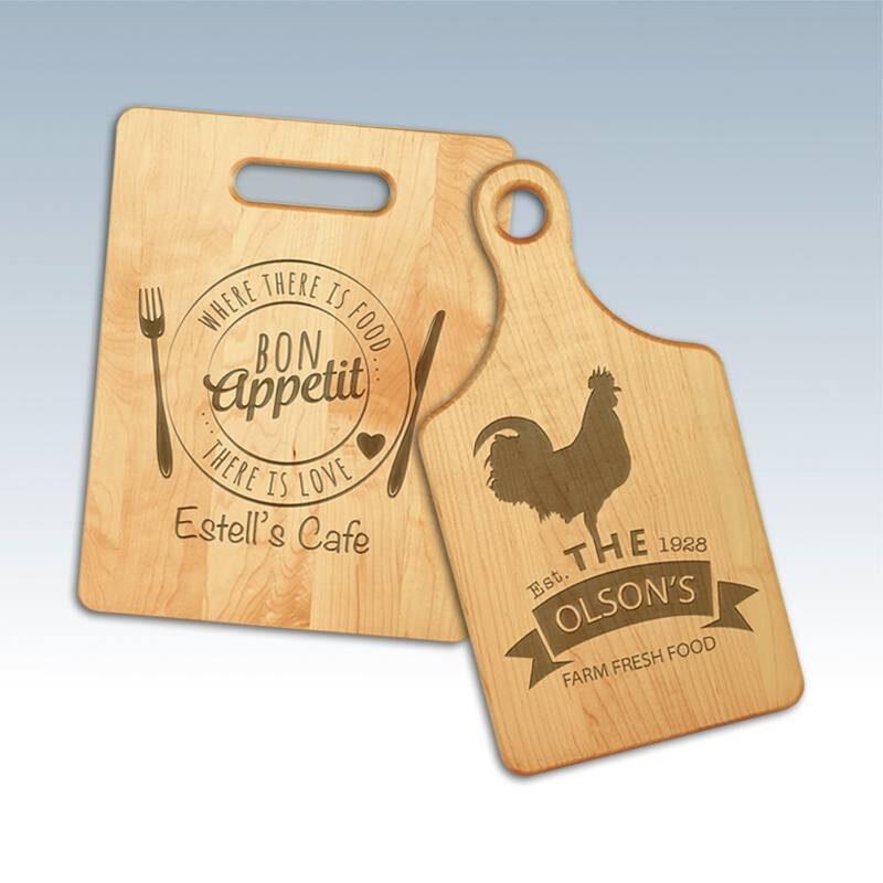 Maple Cuting Boards