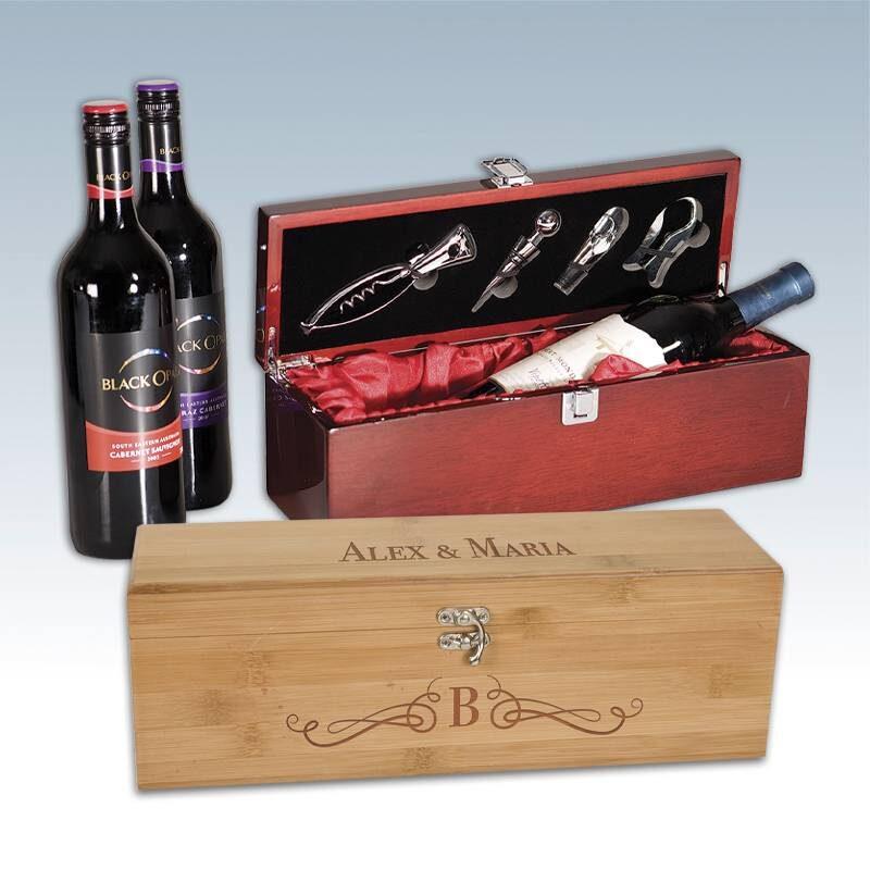 Wine Boxes & Sets